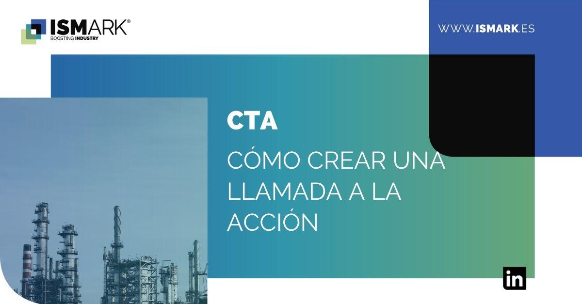 Cómo crear una llamada a la acción (CTA) en Industria