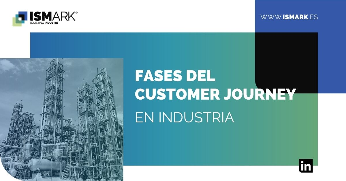 Fases del customer journey en industria
